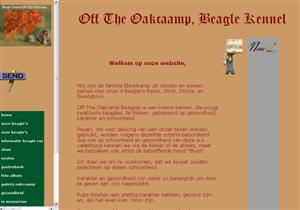 Beagle - Beagles.nl : kennel | Fokker Off The Oakcaamp